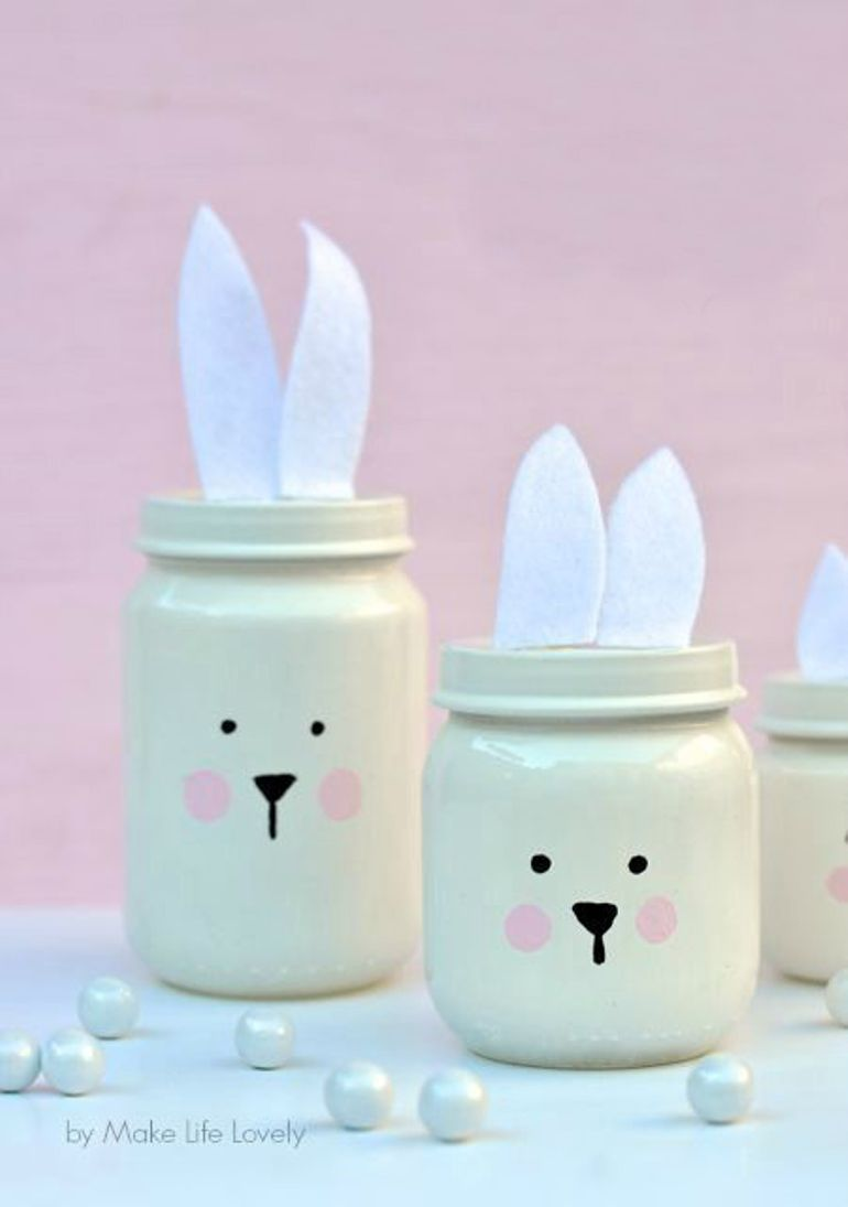 5 crafts to prepare Easter with your children