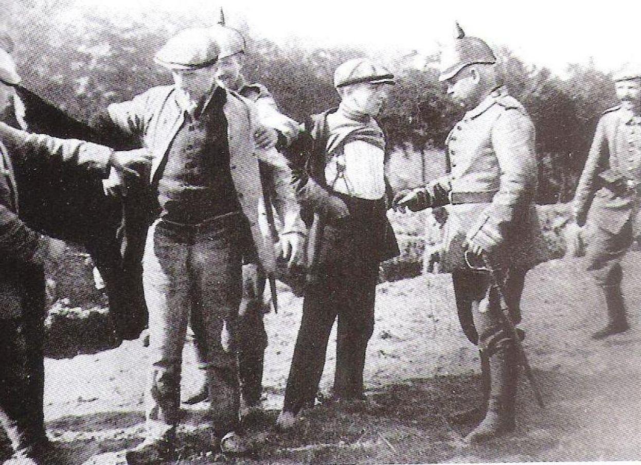 Espionner l'ennemi pendant la Grande Guerre
