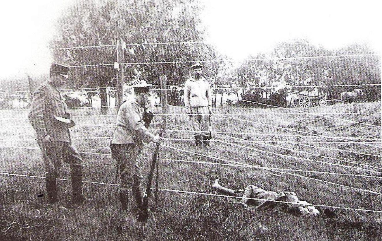 Oběti první železné opony
