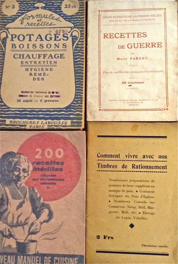 Cuisiner pendant la guerre cuisiner pendant la guerre - Cuisine economique 1001 recettes ...