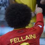 Fellaini dédie le but à sa famille