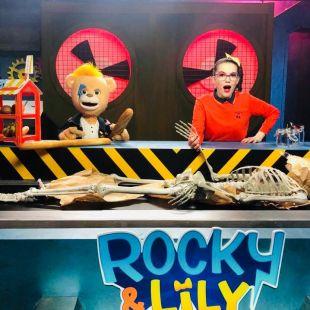 Rocky & Lily