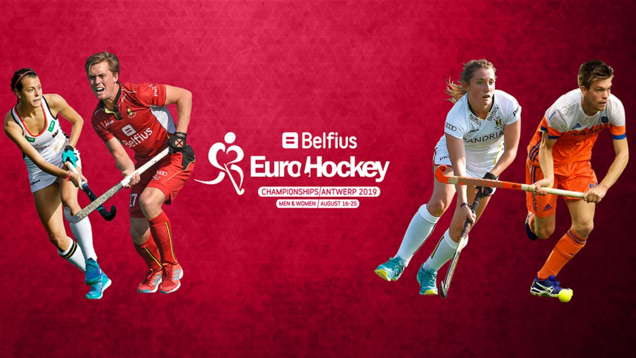 Hockey : championnat d'Europe