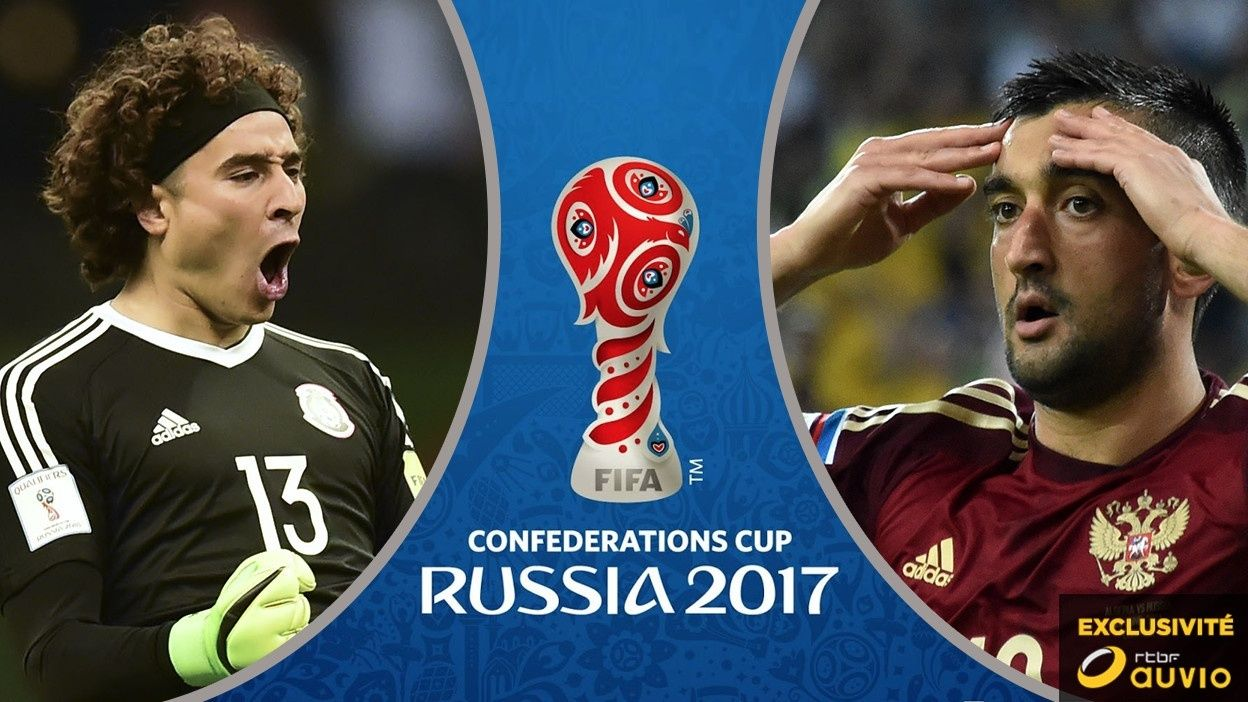 Mexique - Russie