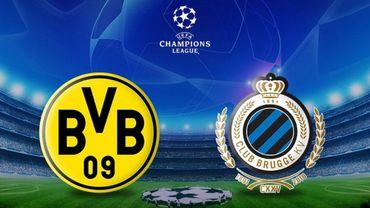 Dortmund - Club Bruges lazyload