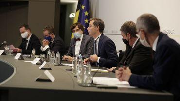 Conférence de presse du Comité de Concertation  lazyload