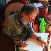 Frank Pé: le dessin