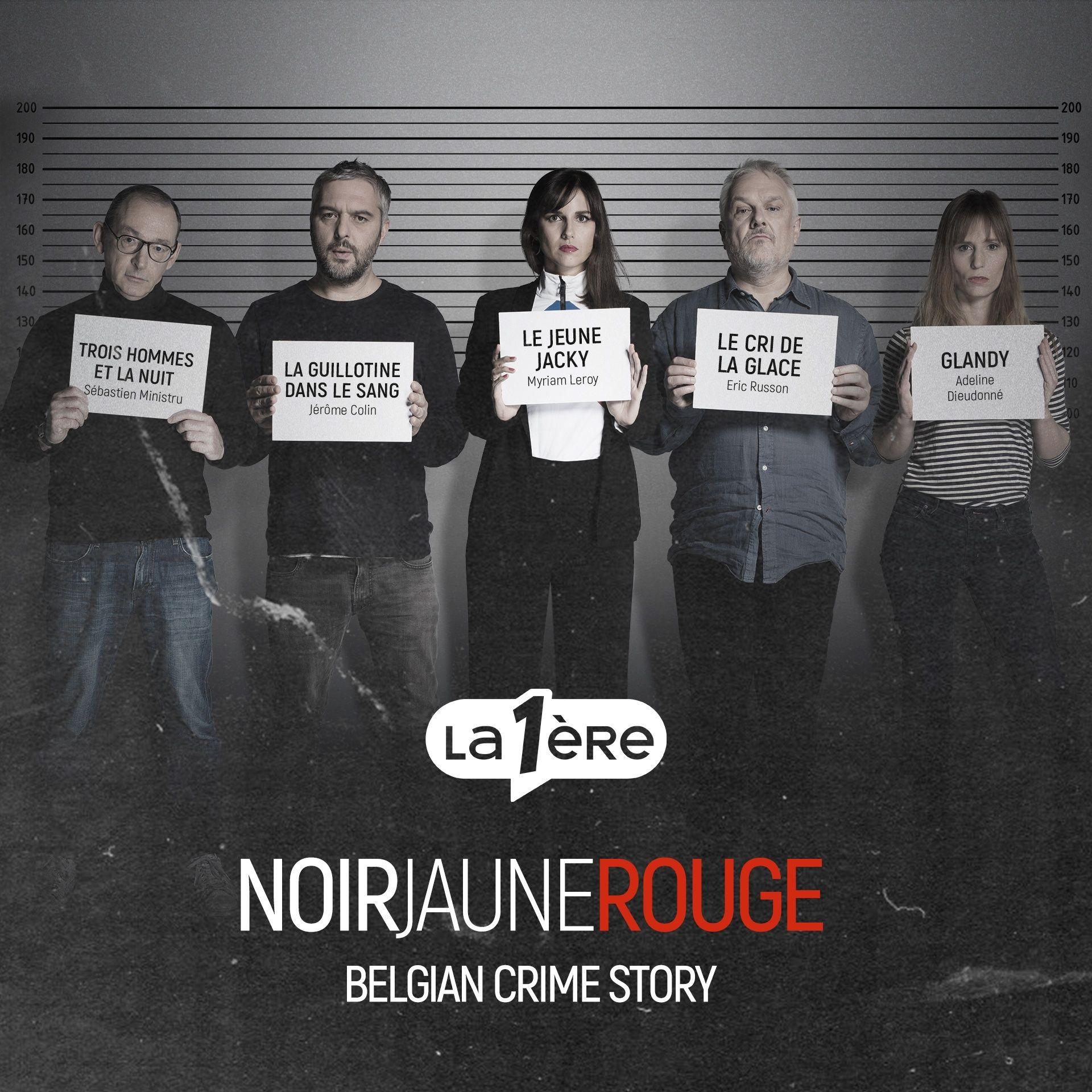 S01 – Bande-annonce – NOIR Jaune ROUGE – Belgian Crime Story