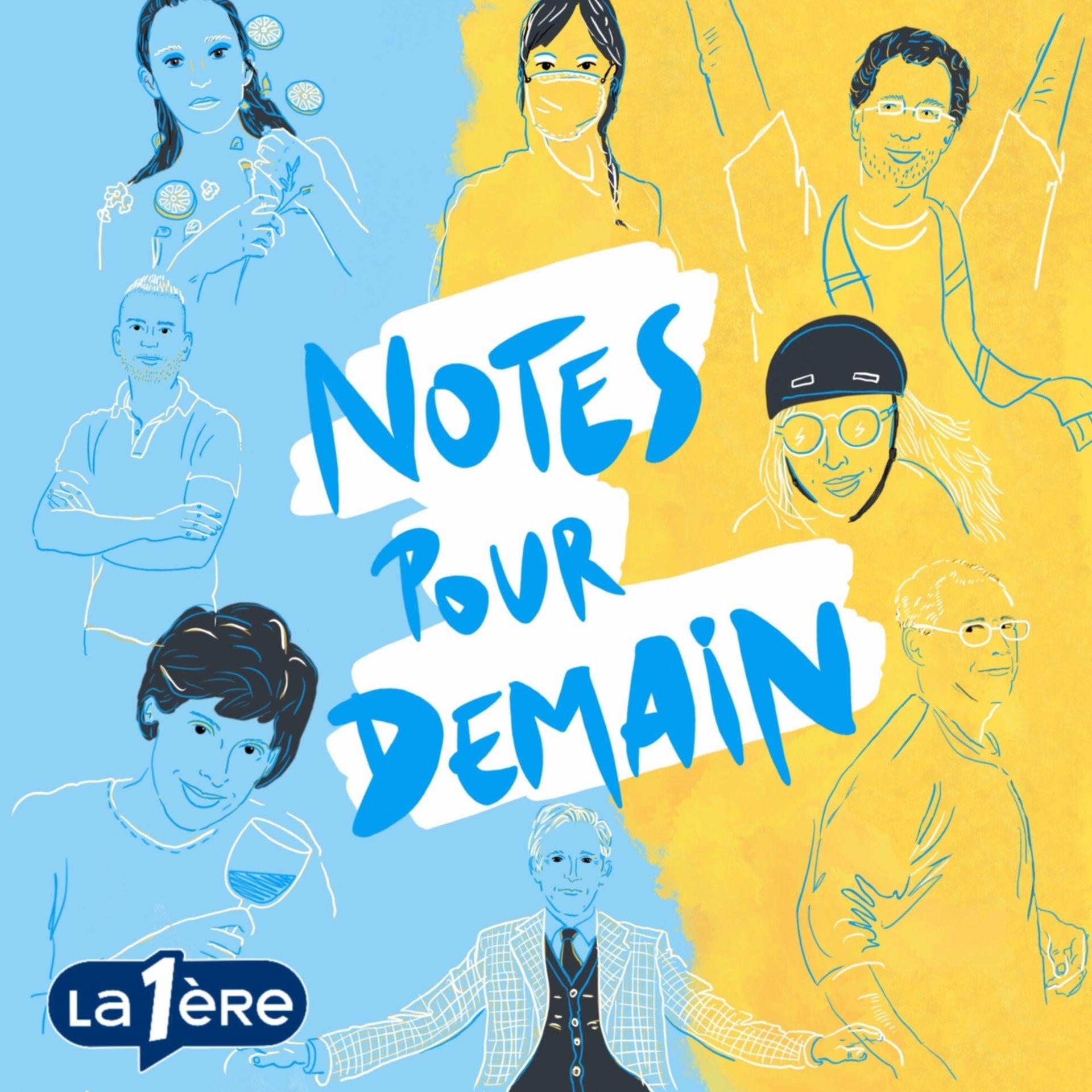 Notes pour demain : Bande annonce – Bande-annonce du podcast – 24/08/2020