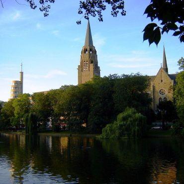 Messe En la Basilique du Sacré Cœur de Koekelberg
