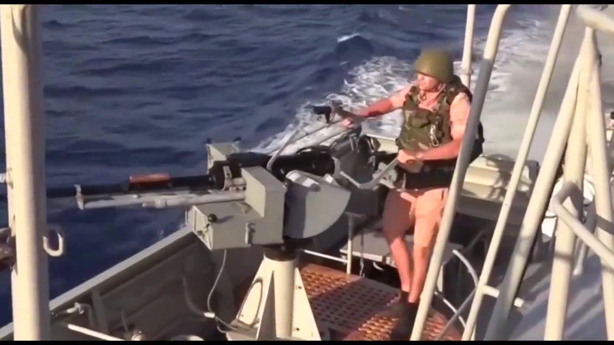 Exercices conjoints Iran, Chine et Russie dans l'océan Indien et le golfe d'Oman