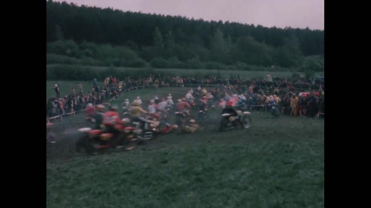 Trophée Pascal motocross Marche 1981