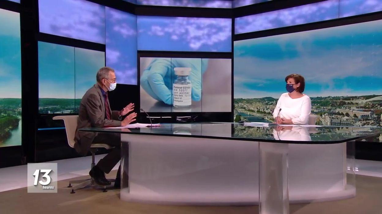 Frank Vandenbroucke : point sur les phases de vaccination en Belgique