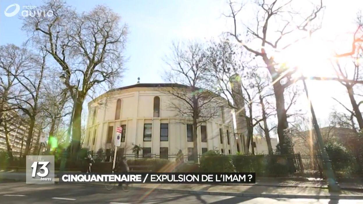 Francken retire le permis de séjour de l'Imam de la Grande Mosquée