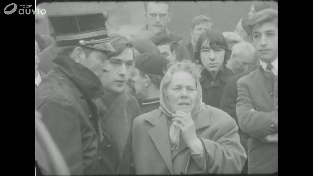 L'accident ferroviaire du 25 mars 1969, à La Louvière