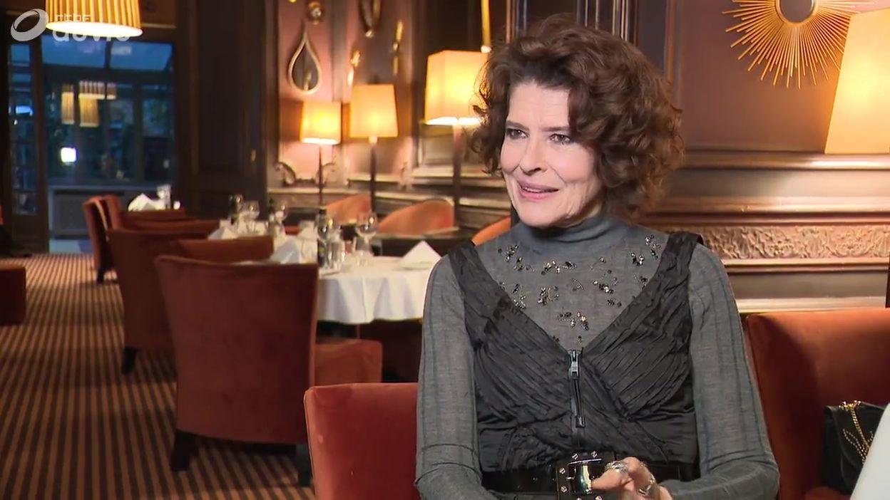 L'interview de Fanny Ardant pour
