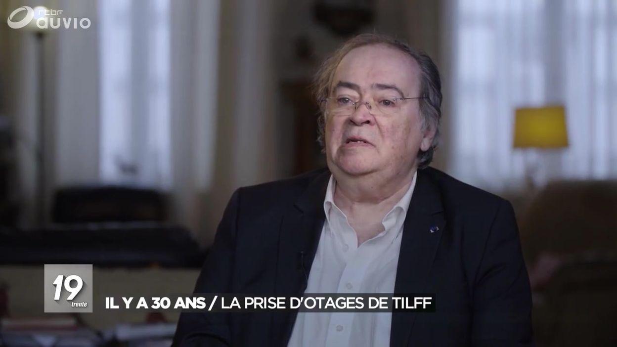Les 30 ans de la prise d'otages de Tilff