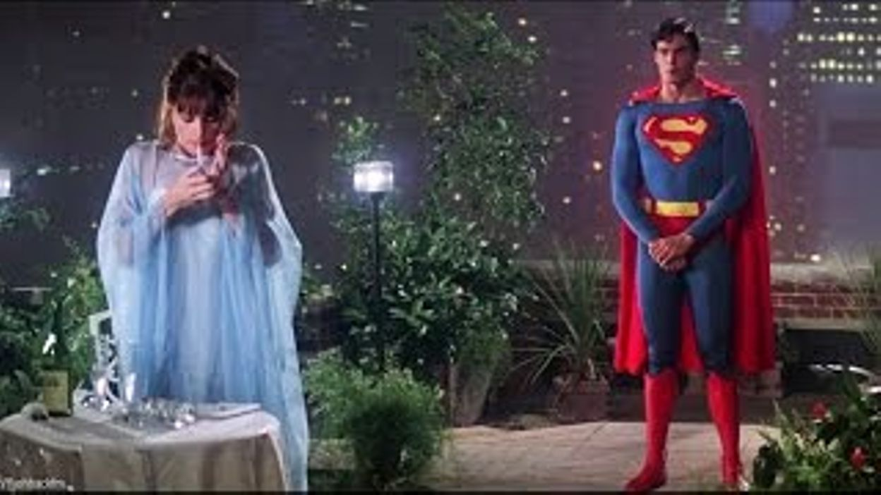 Lois Lane Interviews Superman Superman 1978 15 05 2018