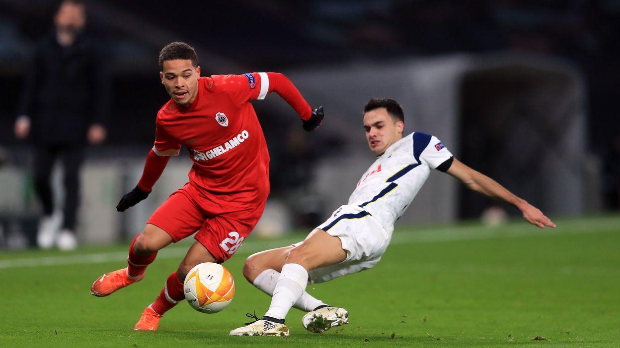 Tottenham - Antwerp : 2-0