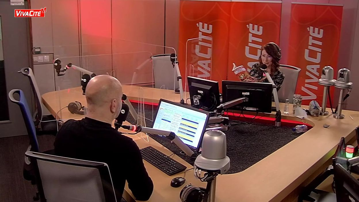 Jérôme de Warzée présente le 4ème tome de ses Cactus aux éditions Luc Pire