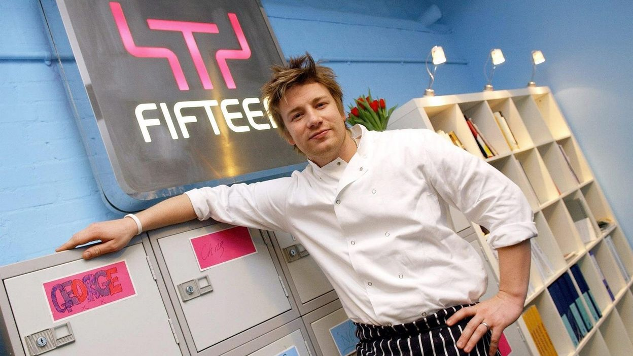 Jamie Oliver, analyse d'un phénomène médiatico-culinaire