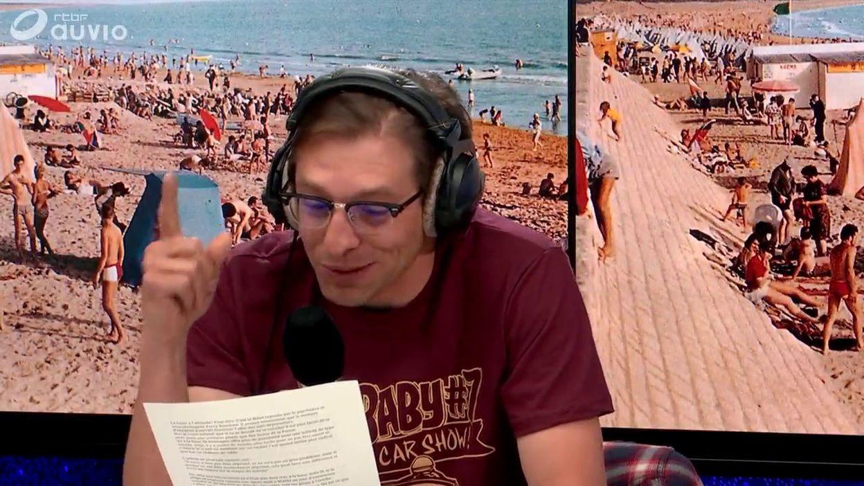 C'est Presque Sérieux: Raphael Charlier et son hésitation entre la montagne et la plage pour cet été