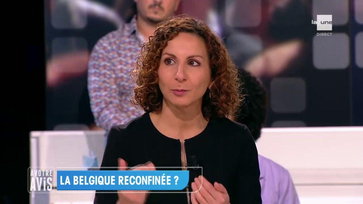 Leila Belkhir : non au reconfinement