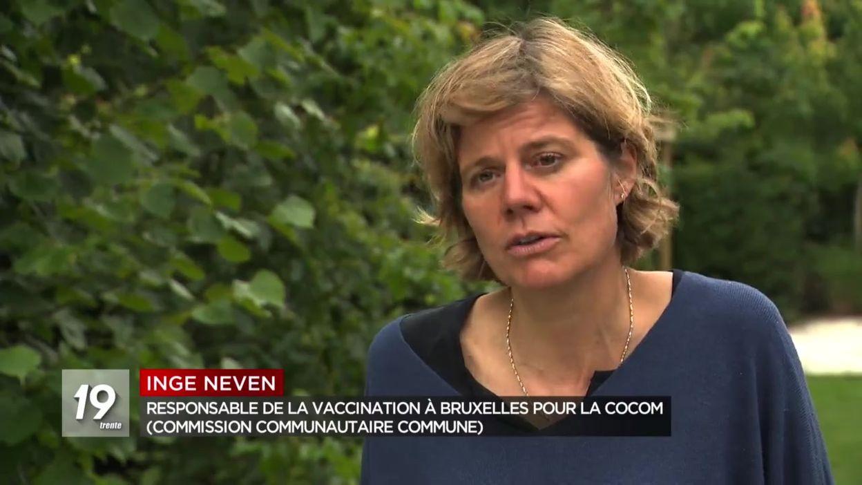 Vaccination à Bruxelles : un taux désespérément bas