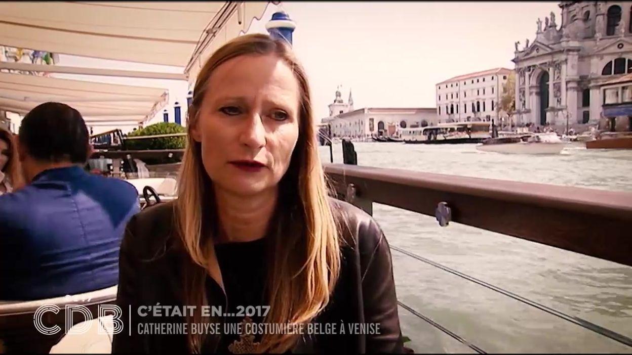 Catherine Buyse une costumière belge à Venise