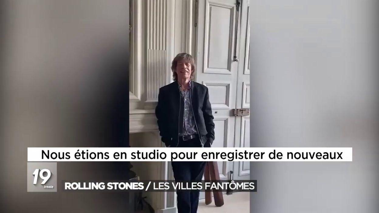 Les Rolling Stones sortent un single spécial en cette période de confinement
