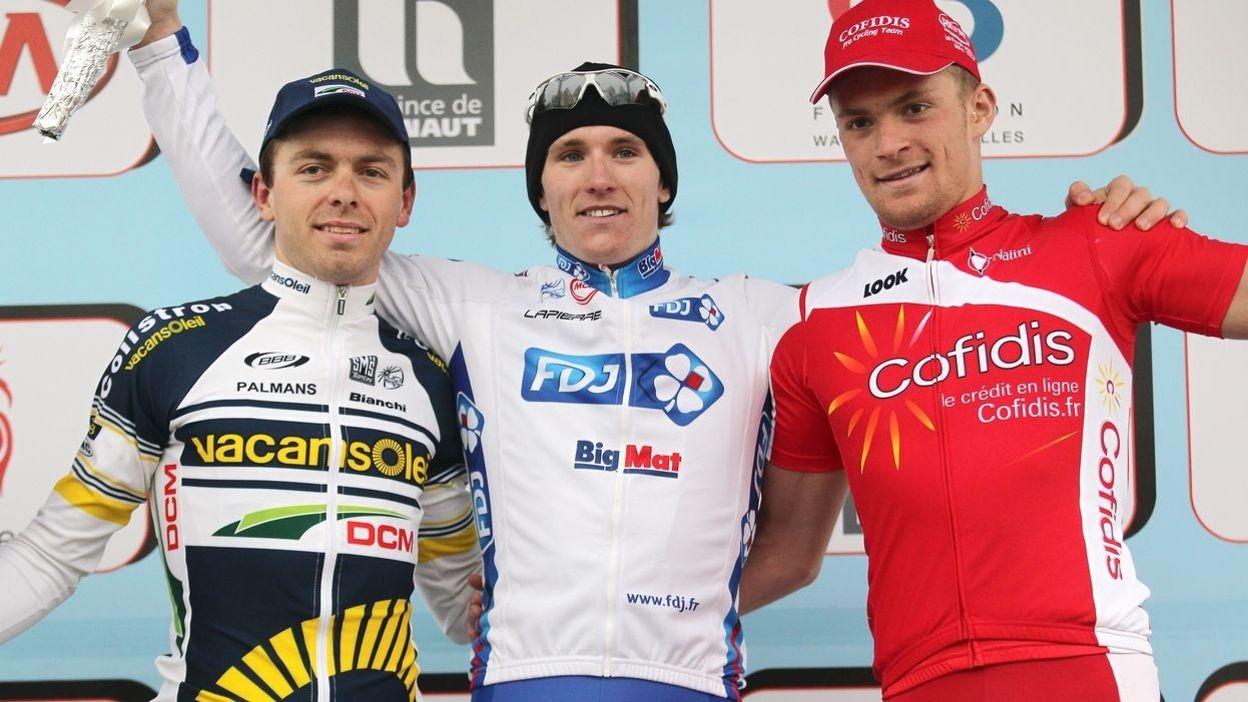 Grand Prix Samyn 2012 : Victoire de Arnaud Demare