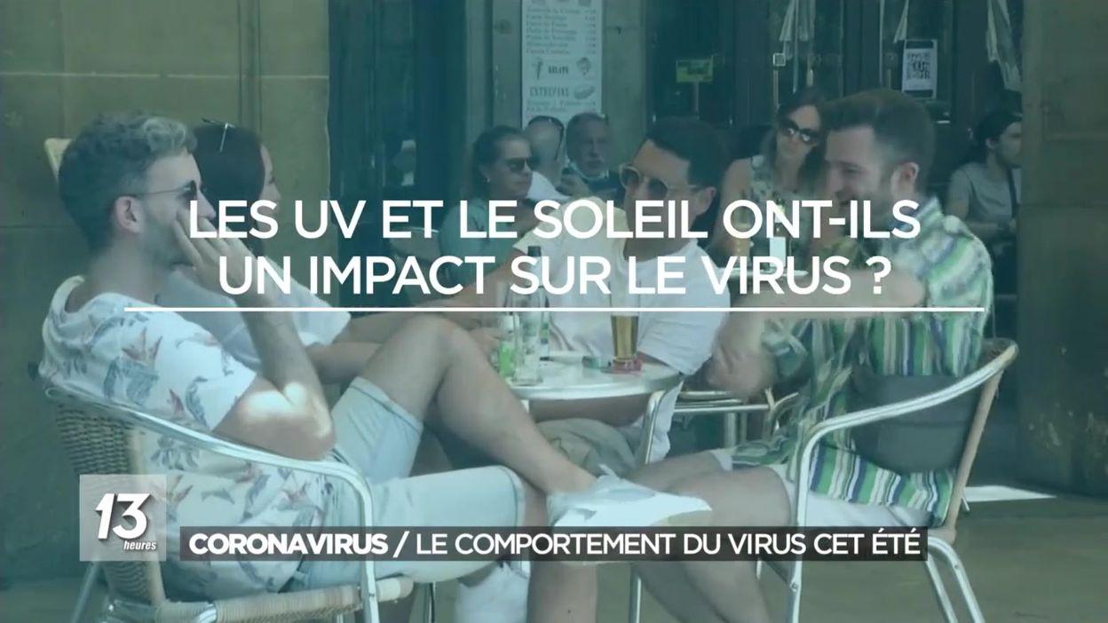 Coronavirus : le comportement du virus cet été