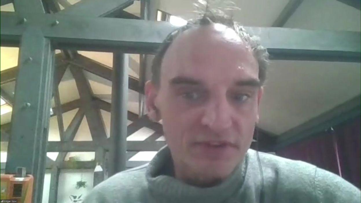 Edgar Szoc - Que faire pendant le couvre feu?