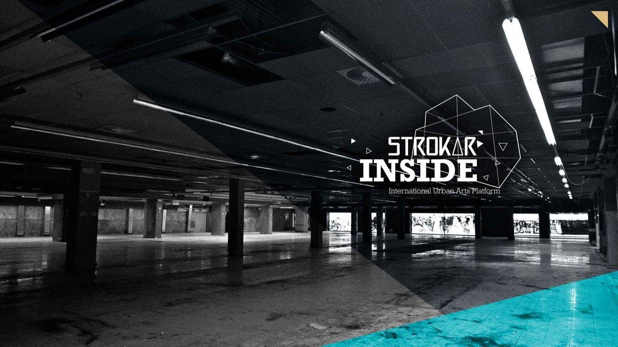 Strokar Inside, 5.000 m² de street-art
