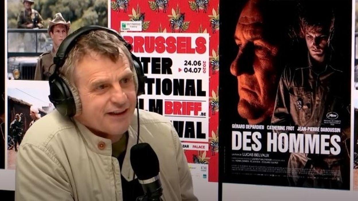 Lucas Belvaux - Le Brussels International Film Festival (BRIFF)