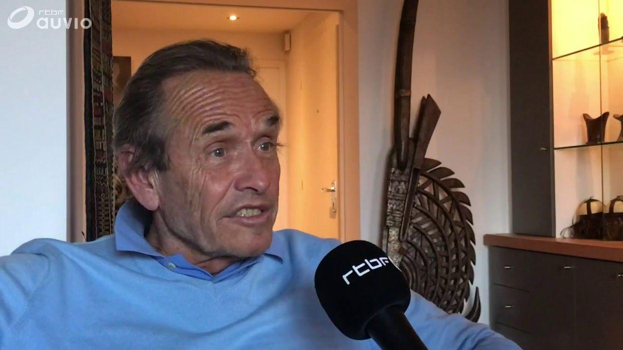 Jacky Ickx dévoile les ingrédients de la réussite d'Eddy Merckx