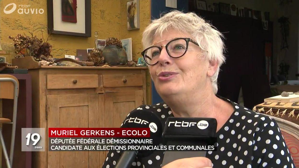 La députée Muriel Gerkens va démissionner