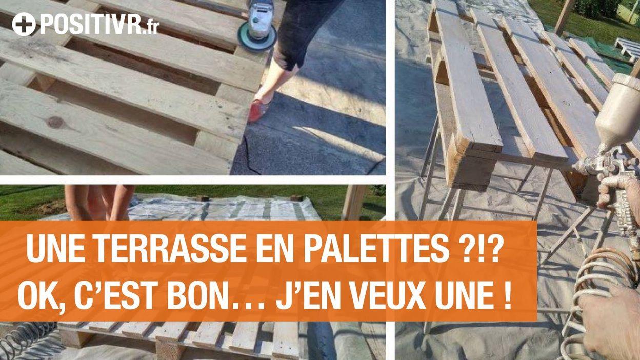 Une Terrasse En Palettes ?!? Ju0027en Veux Une !