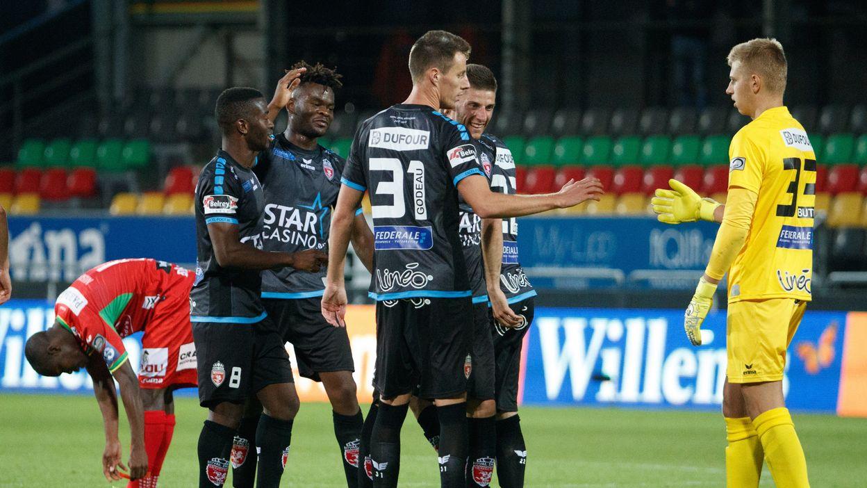 Ostende - Mouscron (0-1): Le résumé - Jupiler Pro League -
