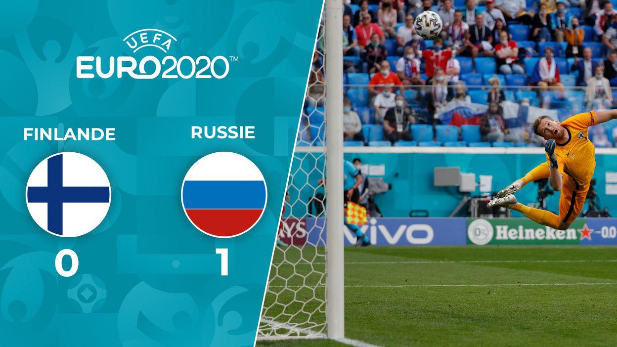 Finlande - Russie : Le Résumé du Match