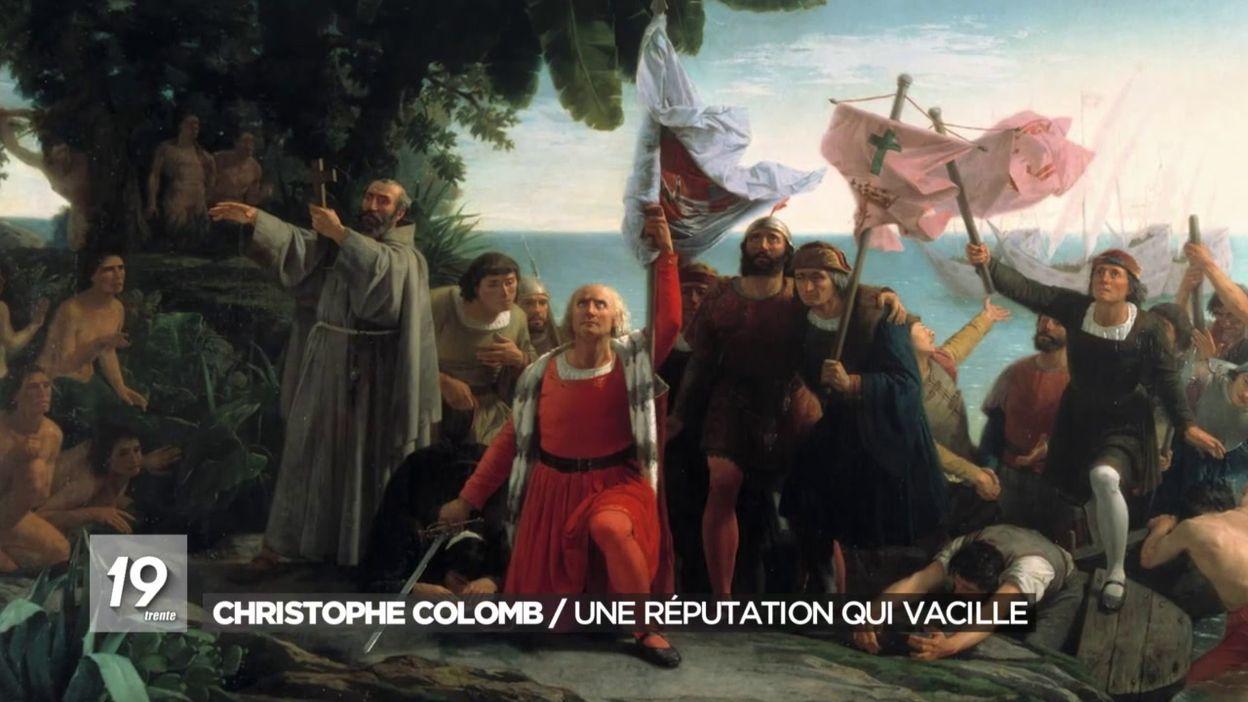 Christophe Colomb cristallise de plus en plus de tensions dans certains pays