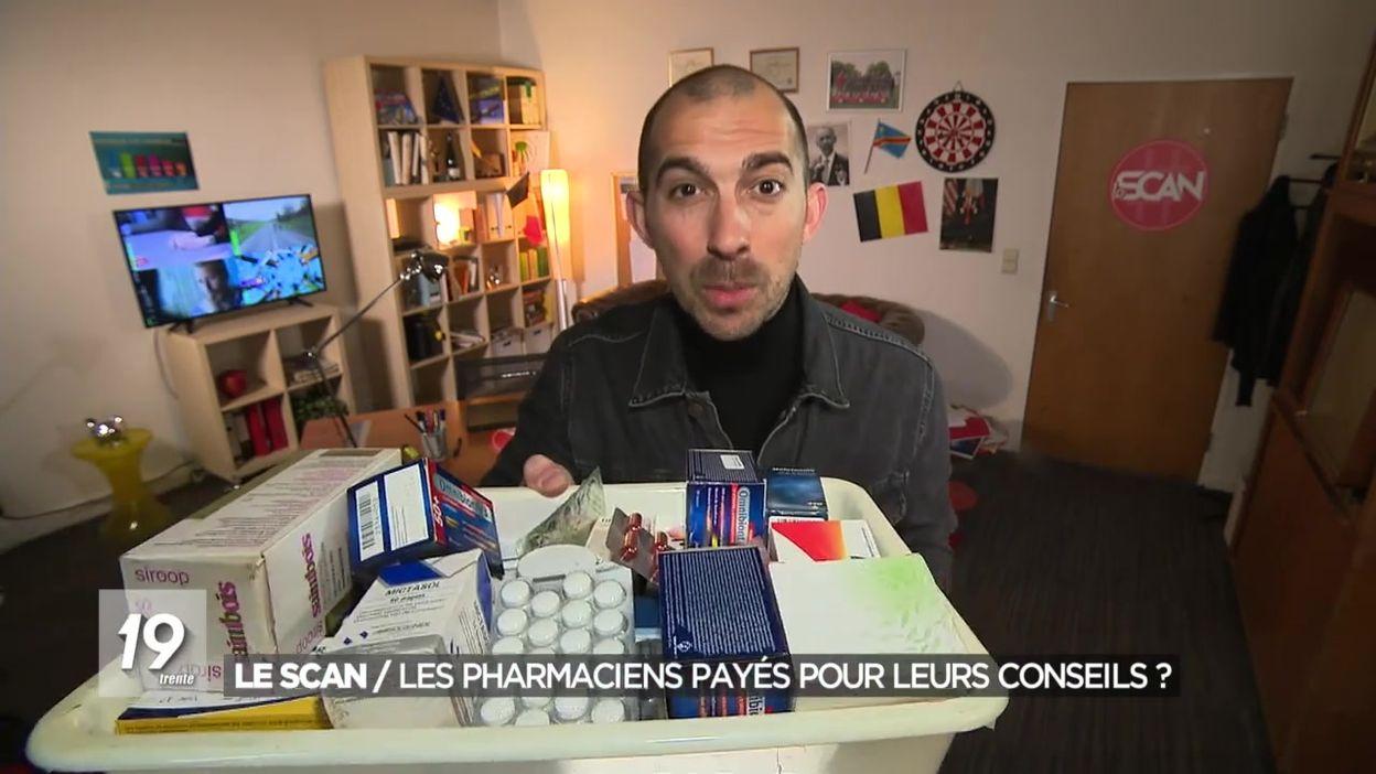 Les pharmaciens sont-ils payés pour vous donner des conseils ?