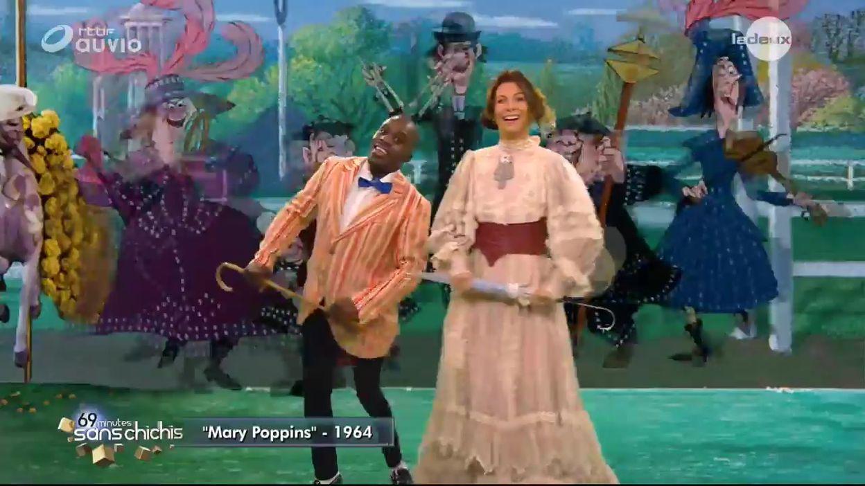 Le challenge des 4 comédies musicales interprétée par Kody et Joëlle