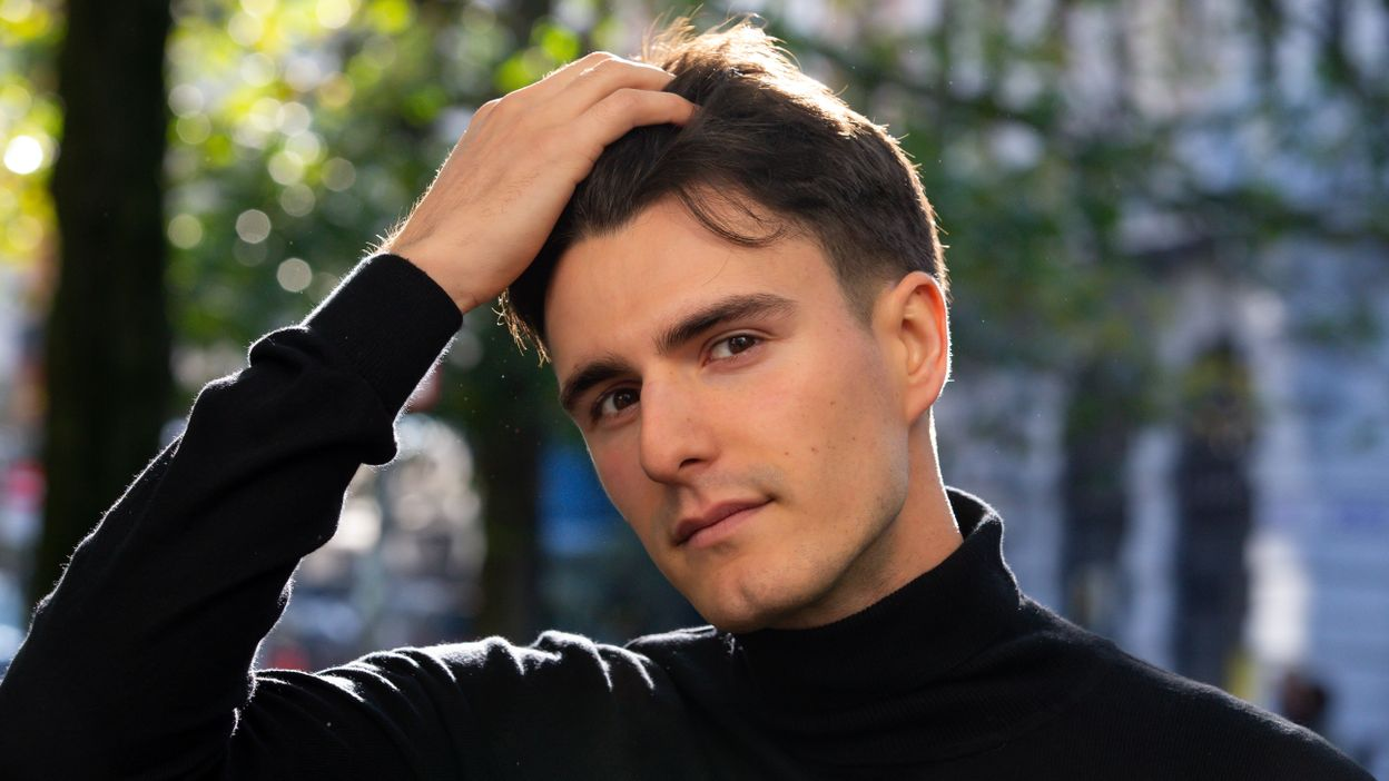 La Semaine Viva - Le Portrait de la semaine : Conner Rousseau