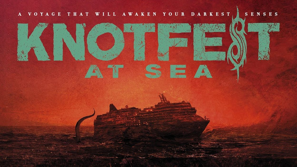 Knotfest At Sea 2020 (Teaser)