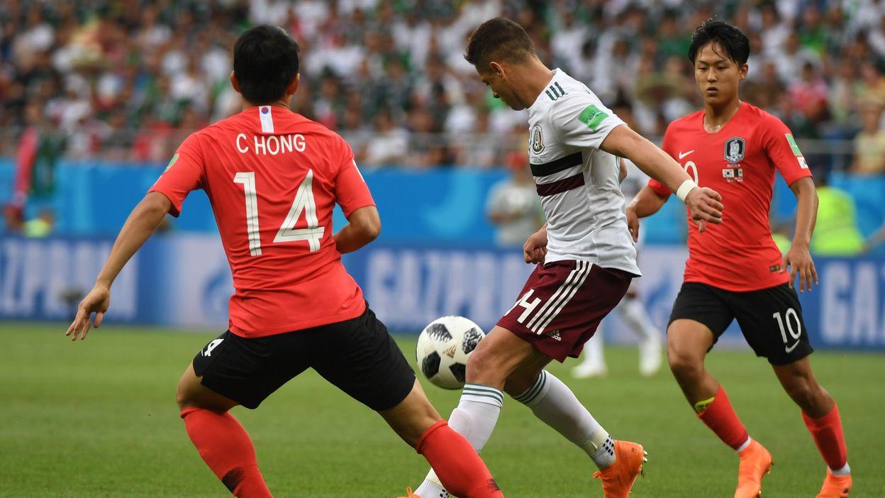 Corée du Sud - Mexique : Le Résumé du Match