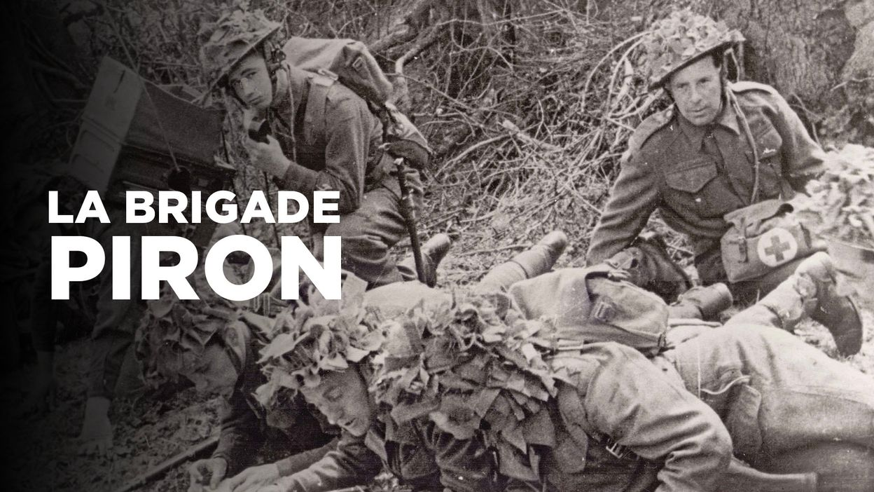 La brigade Piron, le pont de l'union