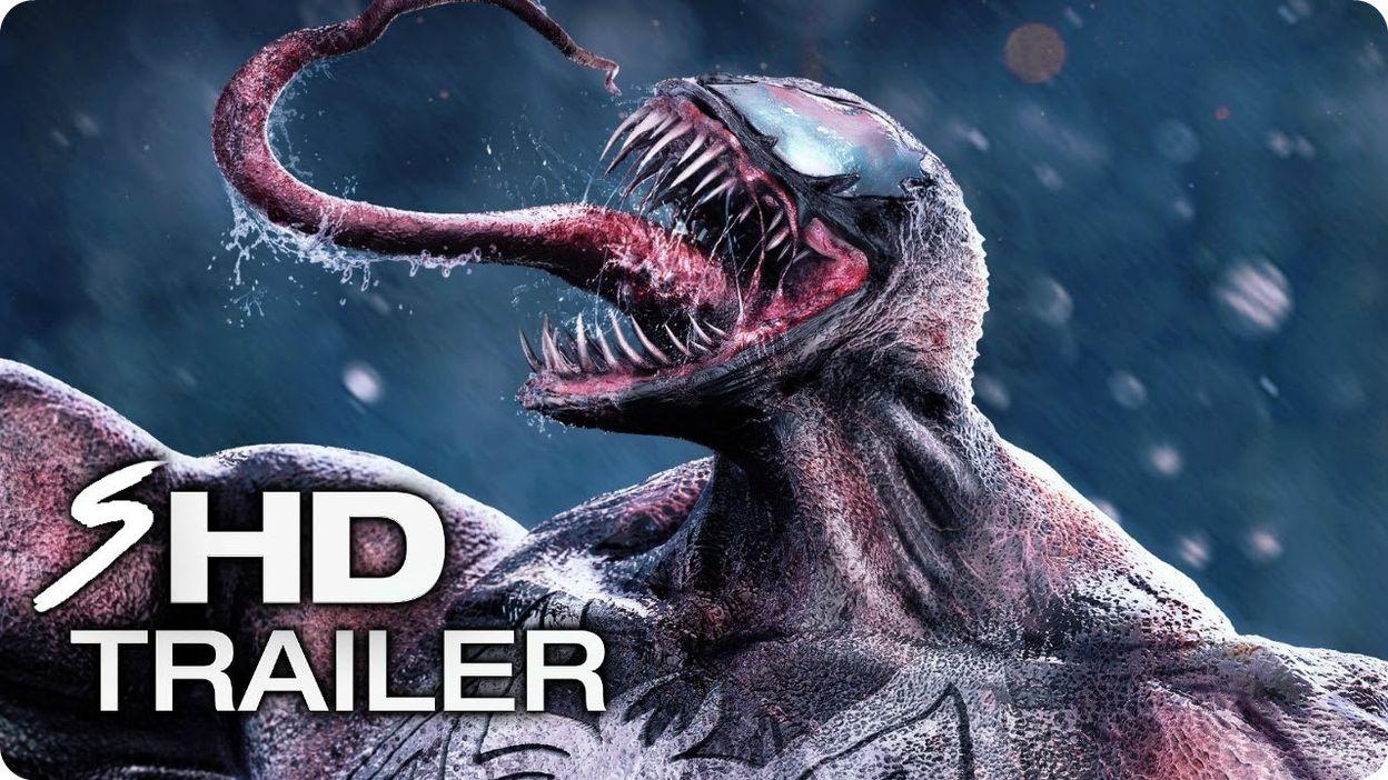 Marvels Venom 2018 Full Trailer 1 Tom Hardy Marvel Movie Hd
