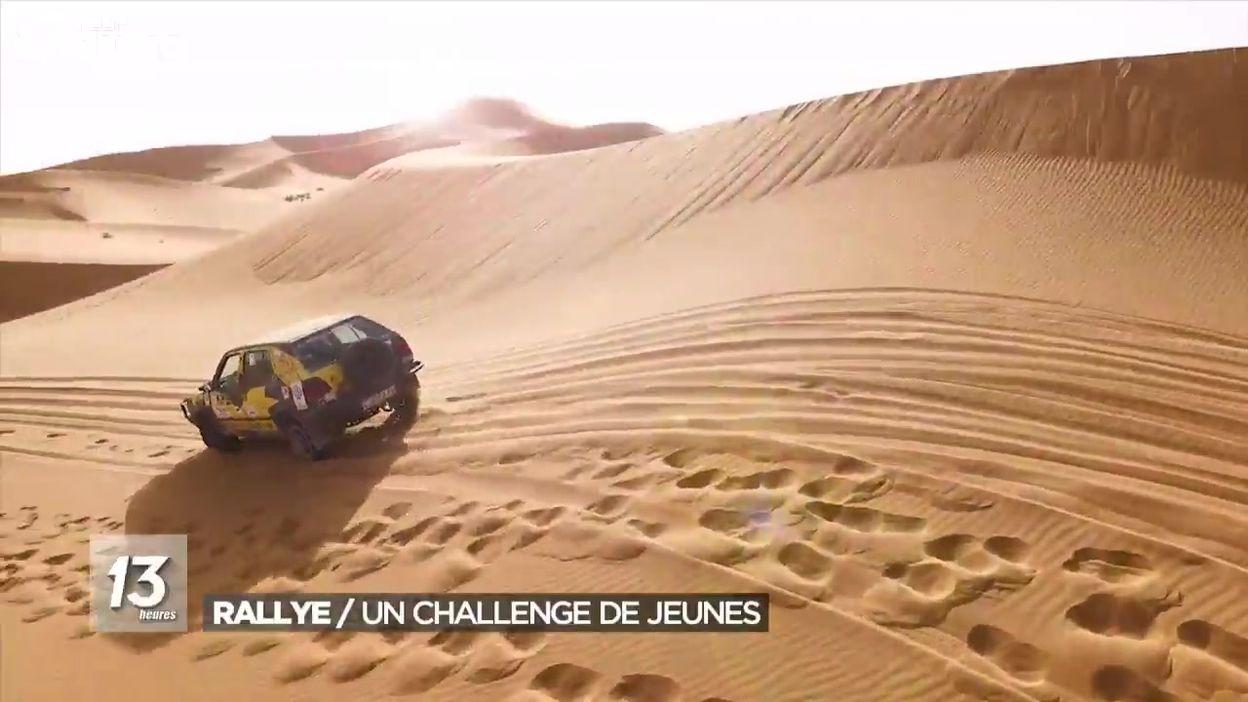 Rallye - Golf Challenge : un challenge de jeunes