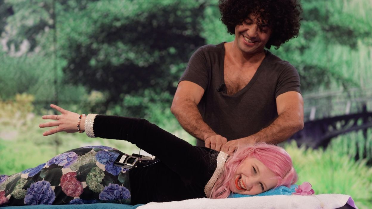 La 69e minute d'Alice on the Roof : l'interview intime en massage